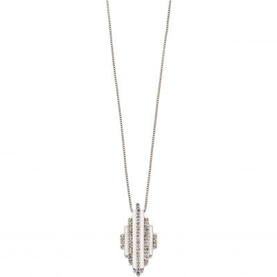 Ladies Fiorelli Stainless Steel Necklace N4067