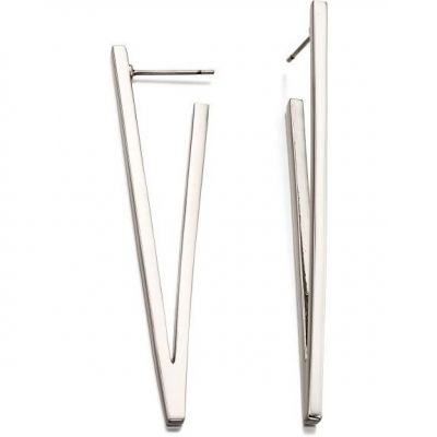 Ladies Fiorelli Stainless Steel Earrings E5242