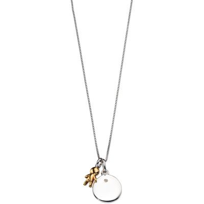 Bijoux Enfant D For Diamond Collier P4447