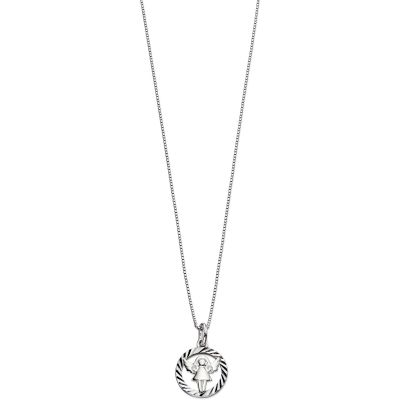 Bijoux Enfant D For Diamond Angel Collier P4418