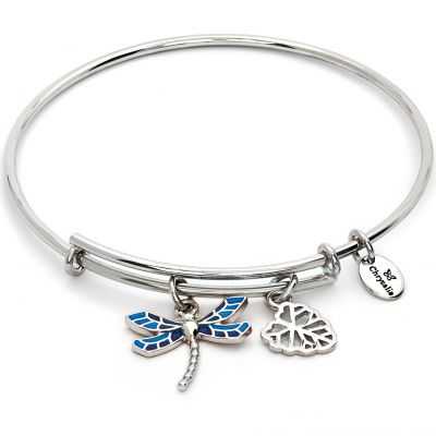 Biżuteria damska Chrysalis NATURE DRAGONFLY EXPANDABLE BANGLE CRBT2007SP