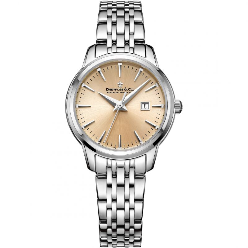Ladies Dreyfuss Co Watch DLB00125/25