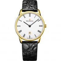 Mens Dreyfuss Co Watch