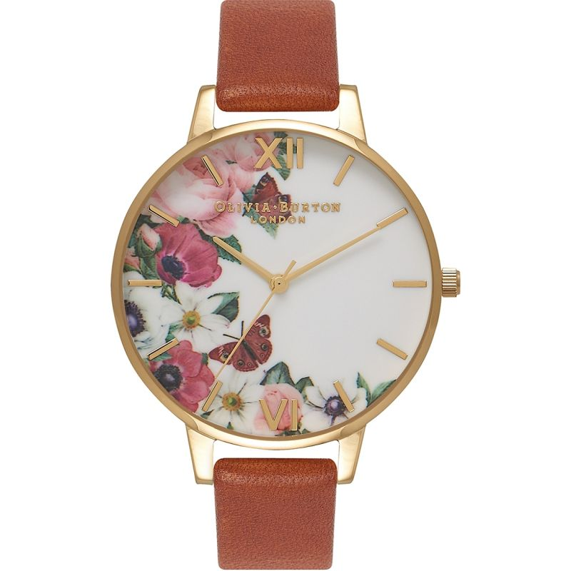 Ladies Olivia Burton Flower Show Watch OB16ER07