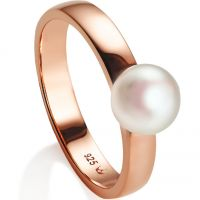 Jersey Pearl Viva Ring Size M JEWEL