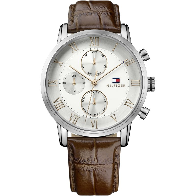 Mens Tommy Hilfiger Kane Watch