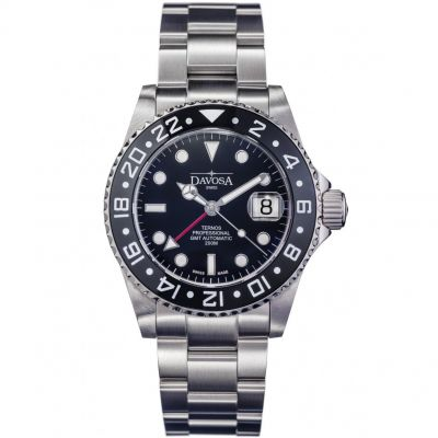 Mens Davosa Ternos Professional TT GMT Automatic Watch 16157150