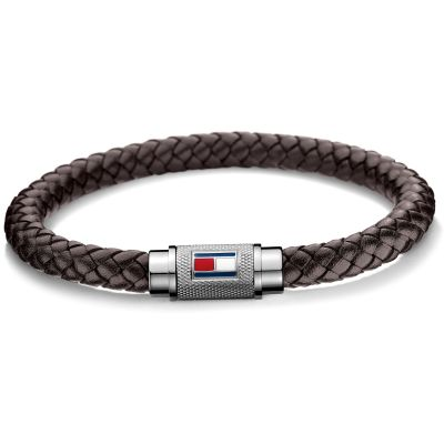 Mens Tommy Hilfiger Stainless Steel Casual Core Bracelet 2700998