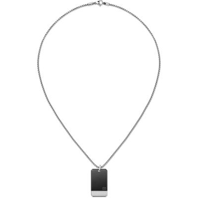 Mens Tommy Hilfiger Stainless Steel Casual Core Necklacce 2701017