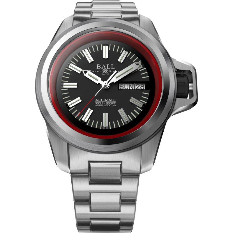 Mens Ball Engineer Hydrocarbon DEVGRU Automatic Watch
