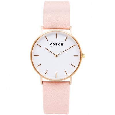 Ladies Votch The Pink and Gold 38mm Watch VOT0008