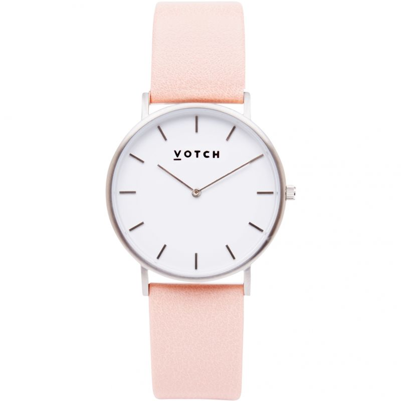 Ladies Votch The Pink and Silver 38mm Watch