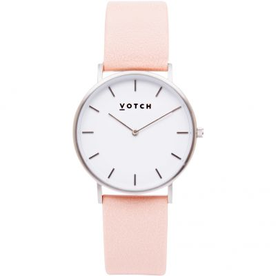 Ladies Votch The Pink and Silver 38mm Watch VOT0009