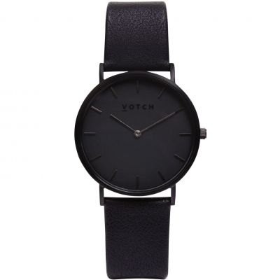 Ladies Votch The All Black 38mm Watch VOT0012