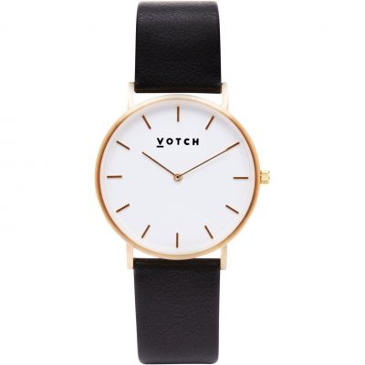 Ladies Votch The Black and Gold 38mm Watch VOT0013
