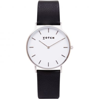 Ladies Votch The Black and Silver 38mm Watch VOT0014