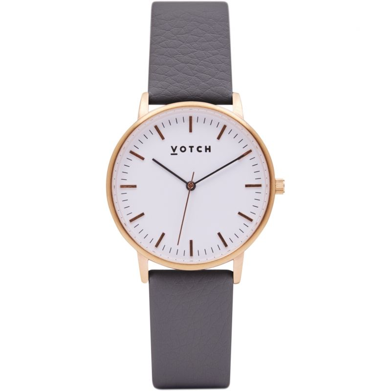 Ladies Votch The Rose Gold And Slate Grey 36mm Watch