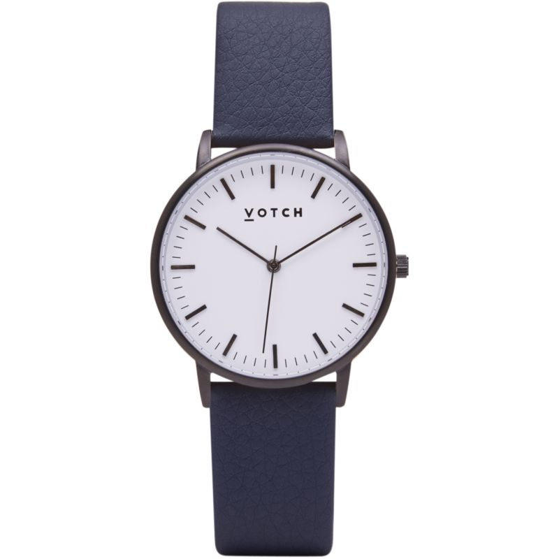 Ladies Votch The Black And White And Navy 36mm Watch