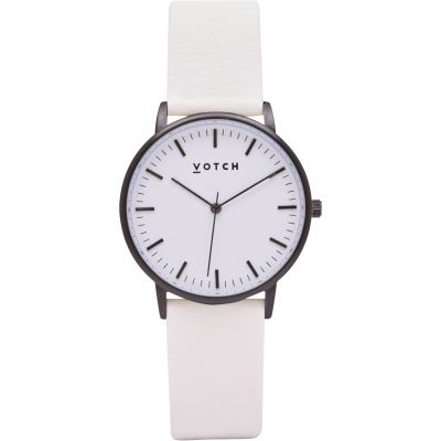 Ladies Votch The Black And White And Off White 36mm Watch VOT0034