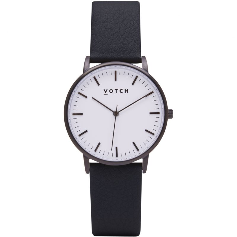 Ladies Votch The Black And White And Black 36mm Watch