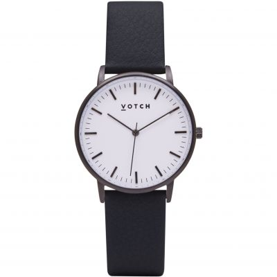 Ladies Votch The Black And White And Black 36mm Watch VOT0035