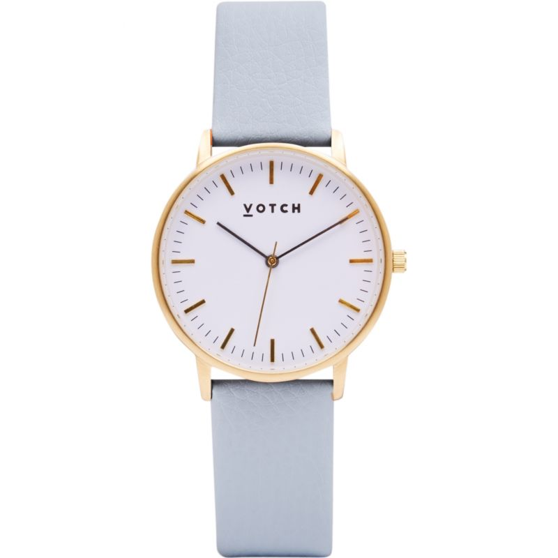 Ladies Votch The Gold And Light Blue 36mm Watch