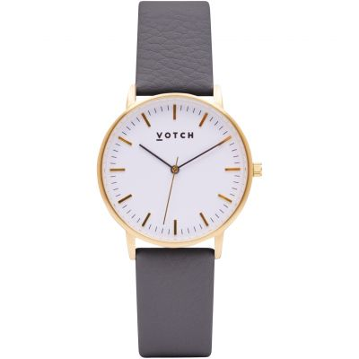 Ladies Votch The Gold And Slate Grey 36mm Watch VOT0038