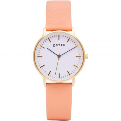 Montre Femme Votch The Gold And Coral 36mm VOT0040