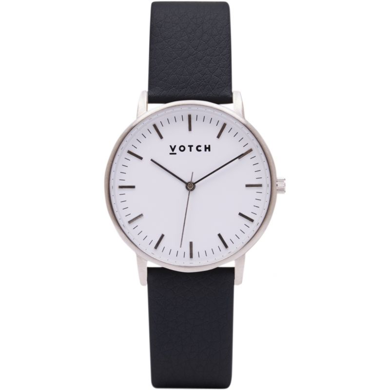 Ladies Votch The Silver And Black 36mm Watch