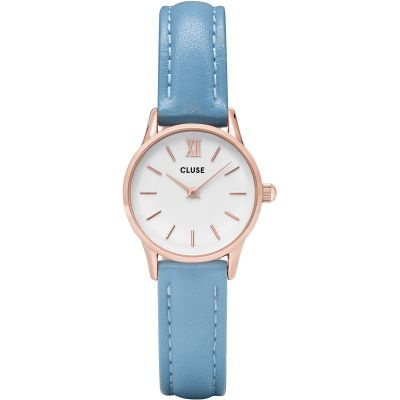 Ladies Cluse La Vedette Limited Edition Retro Blue Watch CL50026