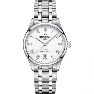 Montre Femme Certina DS-8 Powermatic 80 C0334071101300