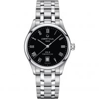 Ladies Certina DS-8 Powermatic 80 Automatic Watch C0334071105300