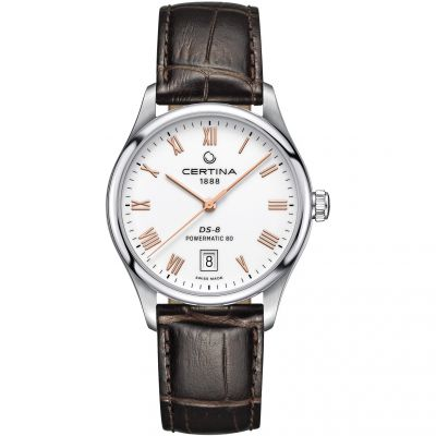 Montre Femme Certina DS-8 Powermatic 80 C0334071601300