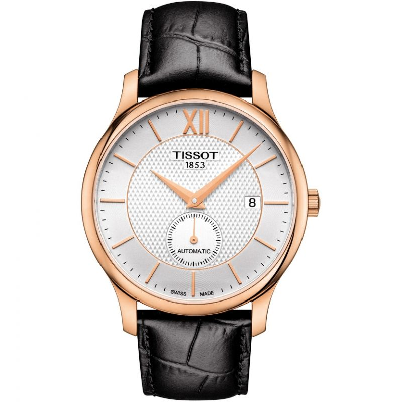 Mens Tissot Tradition Automatic Watch T0634283603800