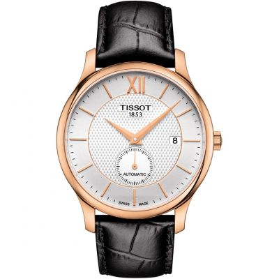 Tissot Tradition Herenhorloge Zwart T0634283603800