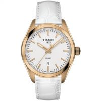 Ladies Tissot PR100 Watch T1012103603101