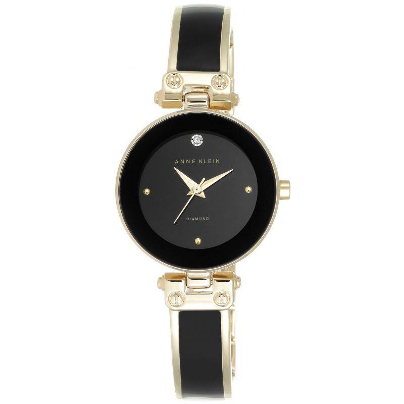 Ladies Anne Klein Watch AK/N1980BKGB