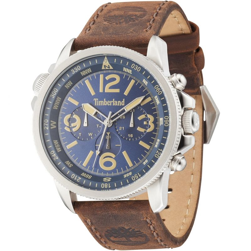 Mens Timberland Campton Watch