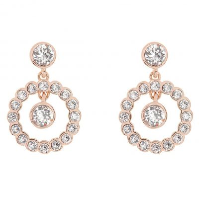 Biżuteria damska Ted Baker Jewellery Corali Concentric Crystal Earring TBJ1333-24-02