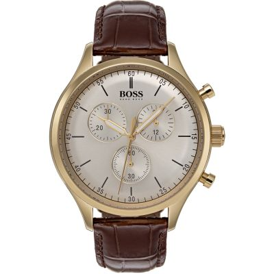 Mens Hugo Boss Companion Chronograph Watch 1513545