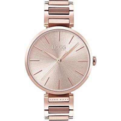 Hugo Boss Allusion Dameshorloge Rose 1502418