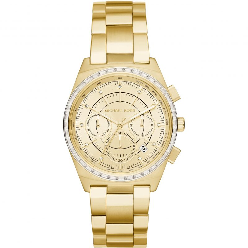 Ladies Michael Kors Chronograph Watch