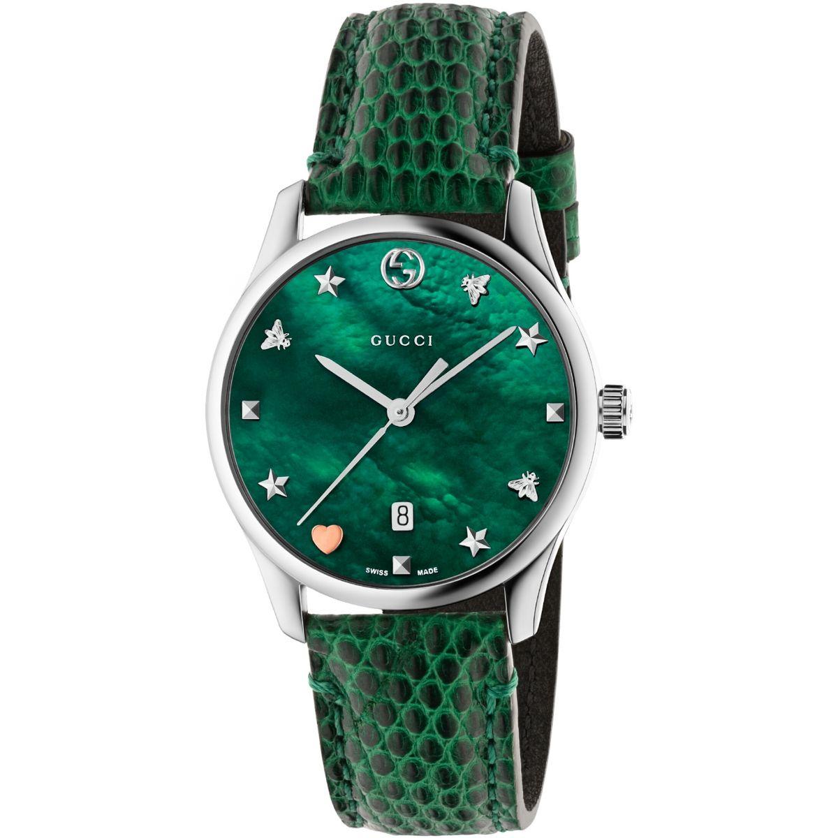 05798c970f1 Ladies Gucci G-Timeless Watch (YA1264042)