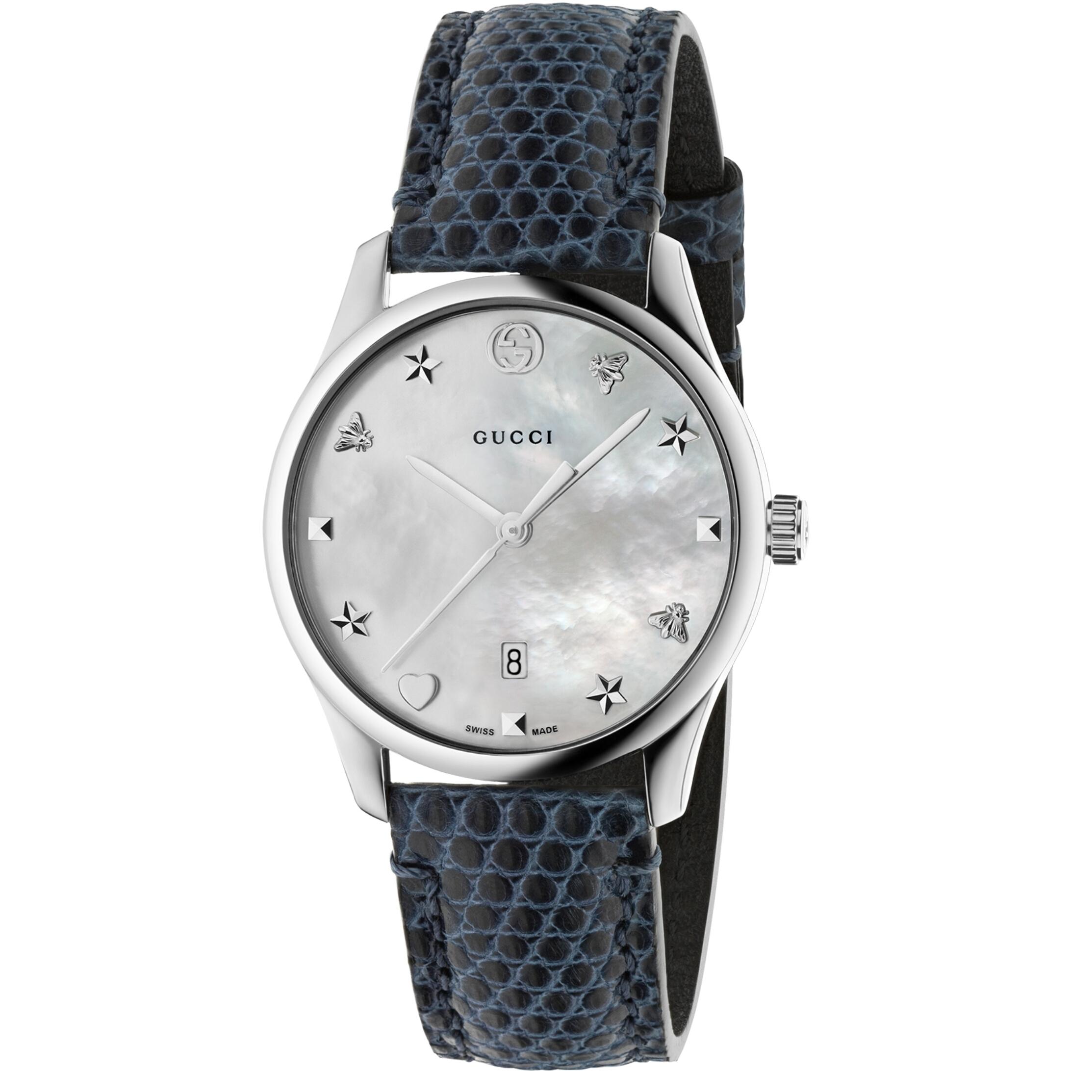 21d12ed600d Ladies Gucci G-Timeless Watch (YA1264049)