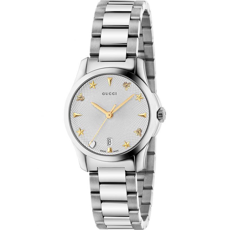 Ladies Gucci G-Timeless Watch YA126572
