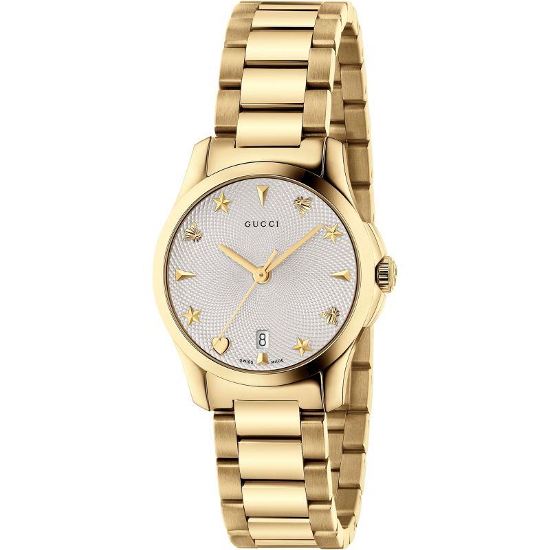 Ladies Gucci G-Timeless Watch YA126576