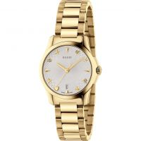Ladies Gucci G-Timeless Watch YA126576