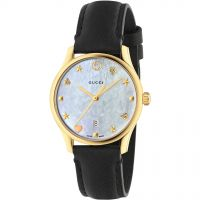 Ladies Gucci G-Timeless Watch YA126589