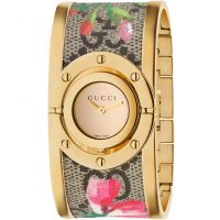Ladies Gucci Twirl Blooms Watch YA112443