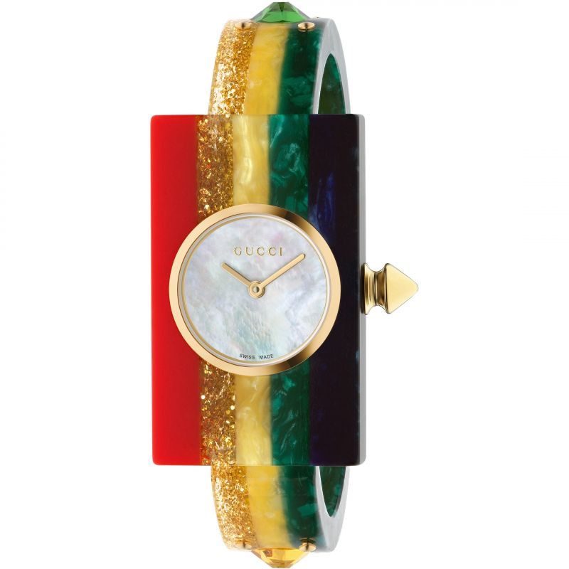 Ladies Gucci Vintage Web Watch Watch YA143520